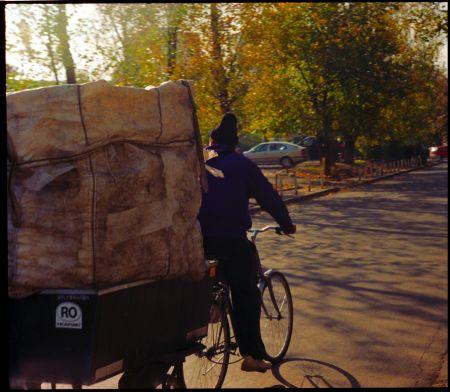 O bicicletă - foto: Internutism Punktro